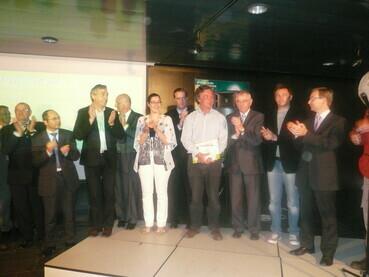 5ème édition du concours de la création d'entreprise : liste des lauréats récompensés le 23 avril.